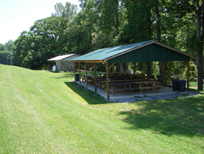 Homeplace Picnic Shelter